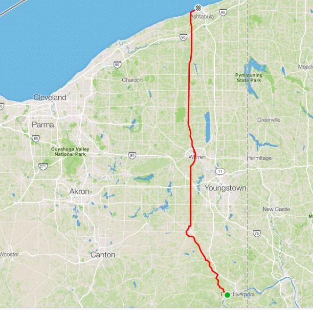 Olde 96er Route